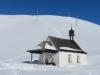 Kapelle auf Alp Breitenfeld  1764m