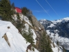 Turren 1520m; hi Güpfi und Hochstollen; die Seilbahn