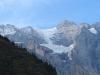 Mittelhorn 3704m,  Wetterhorn 3692m