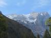 Rosenhorn 3689m, Mittelhorn 3704m, Wetterhorn 3692m, Scheideggwetterhorn 3361m