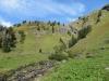 Alp Pfanni 1778m; der Wasserfall des Pfannibaches