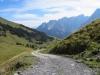 Aufstieg zu P.2024m; Engelshörner und Wellhorn