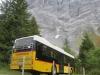 Wetterhorn mit Postauto
