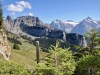 Ussri Sägissa 2423m, Winteregg 2561m,  Bira 2453m,  Wellhorn 3192m, Wetterhorn 3704m, Mittelhorn 3704m, Bärglistock 3656m, Kl.Schreckhorn 3494m,  Schreckhorn 4078m, Lauteraarhorn 4042m