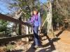 Marianne auf dem Fadärastein 1179m