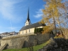 die Kirche von Seewis