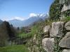 Oberbürgen; Sicht auf Luzern
