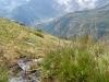 auf der Alp Balma 2031m, Fletschhorn