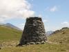 Bistinenpass 2386m;  ist ist kalt und windig