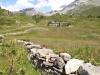 Alpstafel Blatte; Mäderhorn 2852m, Wasenhorn 3245m, Chaltwassergletscher