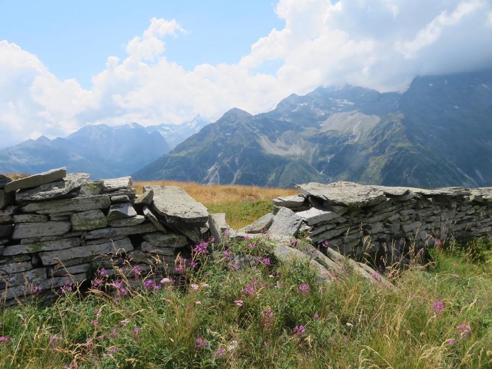 auf P.2135m; Blick nach Italien