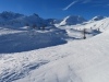 wunderbare Winterlandschft; Rauthorn/ Böshorn 3268m, Galehorn 2797m , Magehorn 2621m