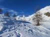 auf Umweg zum Hopschusee; Straffelgrat 2633m, Tochuhorn 2625m,