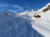 gegen Hopsche;  Galehorn 2797m , Magehorn 2621m, Straffelgrat 2633m