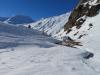 wunderschöne Landschaft mit:  Galehorn 2797m , Magehorn 2621m