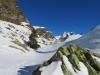 wunderschöne Landschaft mit Mäderhorn 2852m