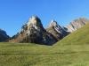 Alpeler 1855m, Maisander 2136m, Hoh Brisen 2413m