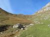 Blick hinauf ins Sulzutal mit den Sinsgäuer Schonegg; re Sinsgäuer Jochli und  Sinsgäuer Jochlistock/ Jochli 2145m