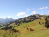 SIcht vom Hindere Schwarzsee 1585m; Gummfluh 2458m,  Le Rubli 2284m