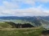 Panorama vom Sihlsee