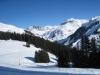 Chuenihorn 2412m, Schijenflue 2625m,Sarotlaspitz 2564, Schollberg 2570m