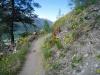 ein schöner Wanderweg