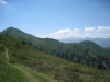 Blick von Gafäll  auf Chrüz 2162m, Alpbüel 2022m