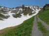 Weg von Geissbützen  zur Alp Füdlen