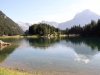 Arnisee: Bälmeten 2414m, Hoch Fulen 2506m, Klein-Gross Windgällen