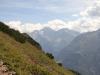 Oberalpstock  3328m, Witwenalpstock  3016m