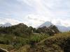 Sunnig Grat 2033m mit Oberalpstock ud Bristen
