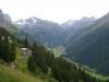 Bergstation Tällihütte; li Titlis,