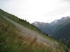 Titlis 3238m Grassen 2946m,  Fünffingerstöck 3023m , Sustenpass; Sustenhorn 3503m