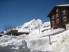 in Tenna: Unterhorn und Oberhorn