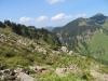 Sicht aufdie  Bergstation Seebl iund Roggenstock