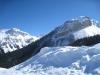 Aroser Weisshorn  2653m, vo Güdaspitz 2190m, Walagrind 2230m, hi Plattenhorn 2528m ; vo Alpstein 2297m
