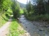 Weg am Turbachbach