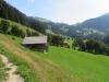 Blick  taleinwärts; re Wistätterhorn