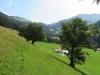 Blick taleinwärts;   Wistätterhore 2362m
