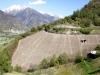 Rebberge von Turtmann; Berge de Lötschentals