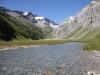 Val Frisal 1900m; Cavistrau Pigne, 3220m,  Cavistrau Grond 3252m, Piz Frisal 3292m