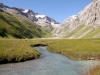 Val Frisal 1900m mit Cavistrau Pigne, 3220m,  Cavistrau Grond 3252m, Piz Frisal 3292m