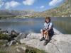 Marianne auf dem Gotthardpass 2108m