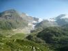 Sustenspitz, Chi Sustenhorn, Steigletscher