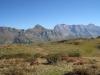 Tschingel 2540m,Schafberg 2727m, Salaeuelchopf 2841m,, Scheseplana 2964m