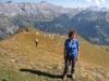 Marianne auf dem Vilan 2376m