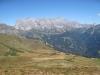 Alp Sadrain; Schafberg 2727m, Salaeuelchopf 2841m,, Scheseplana 2964m, Zimba 2643m