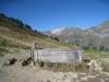 Weide-Brunnen Luvadina  1836m; Naafkopf 2523m