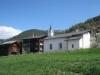 die Kirche von Ober Stalden