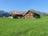 Weissenberge mit Schafgrind 2155m, Charenstock 2422m, Chli  Siwellihorn 2168m